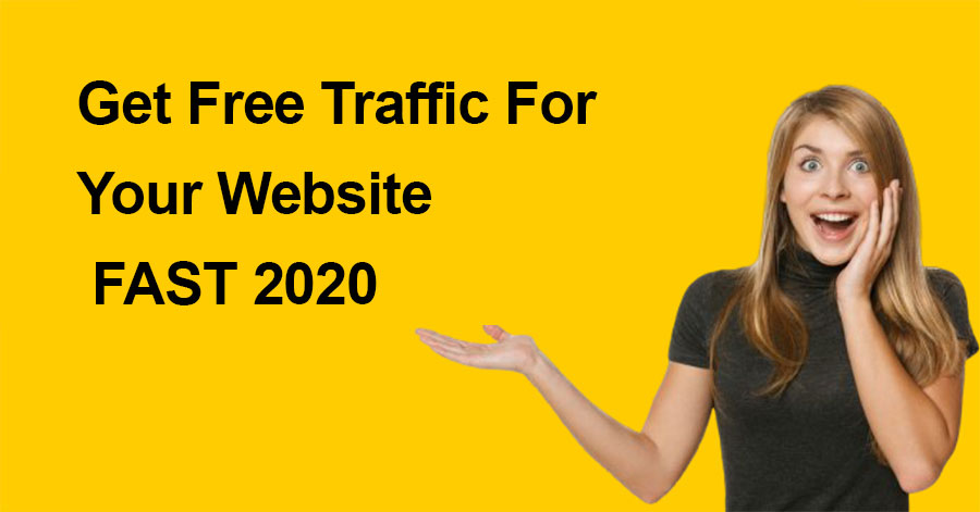 Get-Free-Traffic-For-Your-Website-FAST-2020